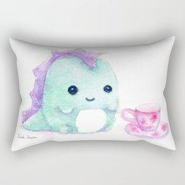BABY DINOSAUR Rectangular Pillow