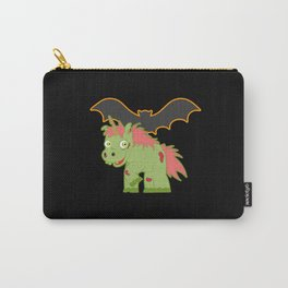 Sweet scary unicorn Carry-All Pouch