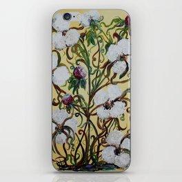 King Cotton iPhone Skin