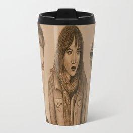"""""""leila"""" - FIFTY SHADES DARKER Travel Mug"""