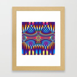 CheckPoint Framed Art Print