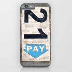 21 Pay iPhone 6s Slim Case