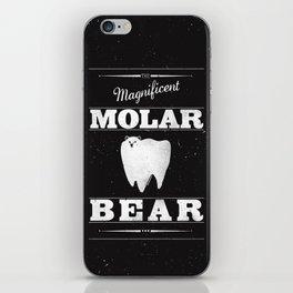 Molar Bear (Gentlemen's Edition) iPhone Skin