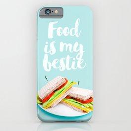 Kitchen Sandwich  iPhone Case