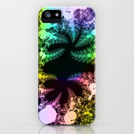 this blob must go iPhone Case
