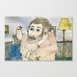 Benoit Fosse Prints Canvas Print