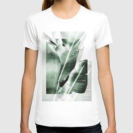 Banana leaf akin T-shirt