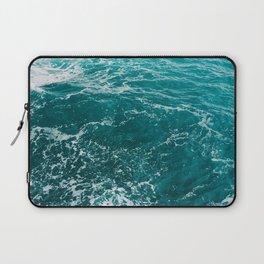 Amalfi Coast Water XI Laptop Sleeve