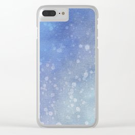 Abstract No. 202 Clear iPhone Case