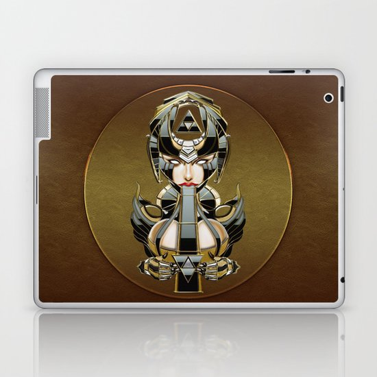 Random Access Madness Laptop & iPad Skin