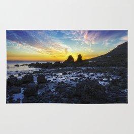 Ocean Sunset Rug