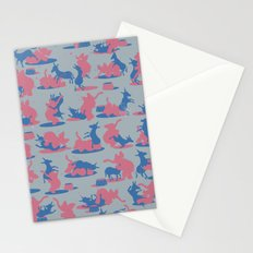 Bipartisan Politics Stationery Cards