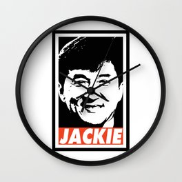 Obey Jackie Wall Clock
