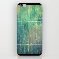 Grunge iPhone & iPod Skin