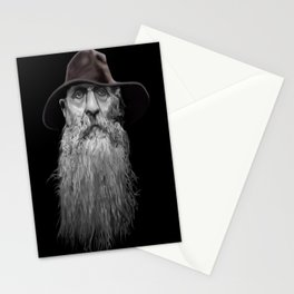 Old Man (2) Stationery Cards