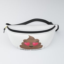 Stinkin' Adorable - Poop Fanny Pack