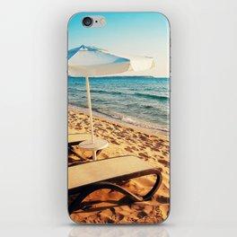 seashore iPhone Skin