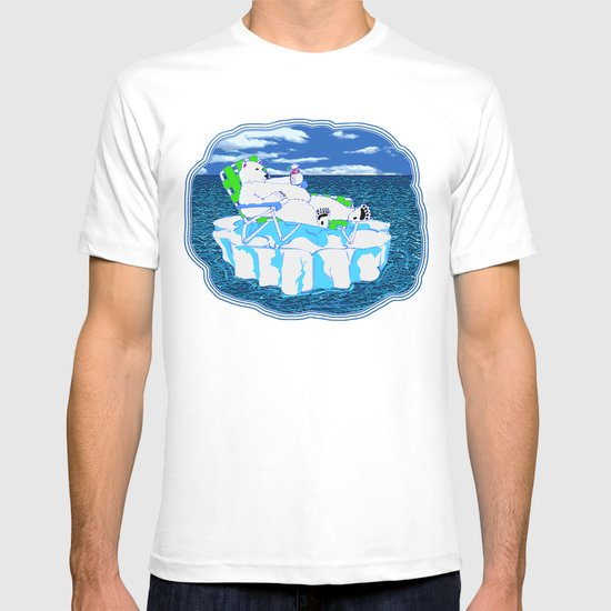 More Ice Please T-shirt