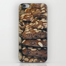 Almond Cookies - Food Kitchen Photography iPhone & iPod Skin