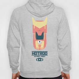 TRANSFORMERS - Hotrod: Autobot Knights Hoody