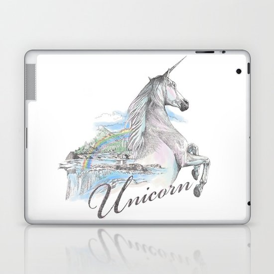 Unicorn classic Laptop & iPad Skin