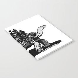 World Tortoise Notebook