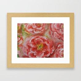 Prairie Flowers Framed Art Print