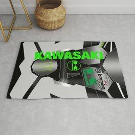 Kawasaki-san Brothers Power! Rug