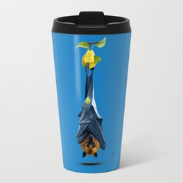 Peared (Colour) Travel Mug