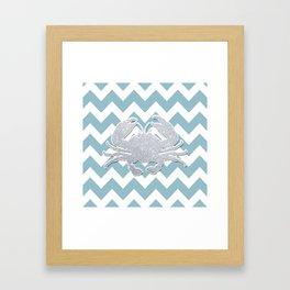 Crb Framed Art Print
