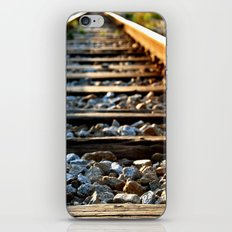 road to nowhere iPhone Skin