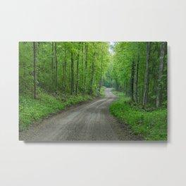 Arcol Road Metal Print