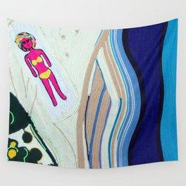 La Venus al sol (100%LANA) Wall Tapestry