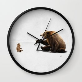 Brunt Wall Clock