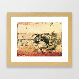 Miura II Framed Art Print