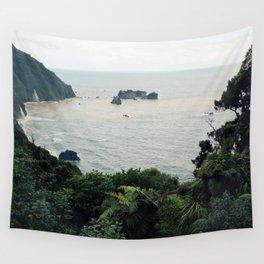 New Zealand Coast Wall Tapestry