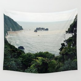 New Zealand Coast Wall Tapestry
