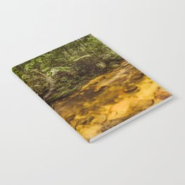 Forest Panorama Notebook