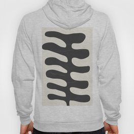 Abstract Plant 2 Hoody