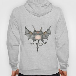 Flying little cute devil Hoody