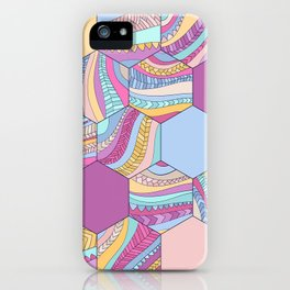 BRAIDSHEXSUMMER iPhone Case