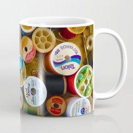 Spools Coffee Mug