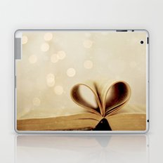 Book Love Laptop & iPad Skin
