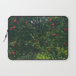 Apple Tree Close Up Laptop Sleeve