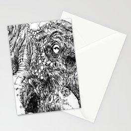Octopus VI Stationery Cards