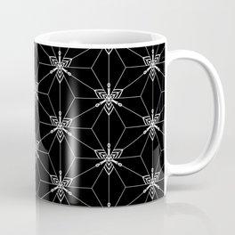 Graphic mosaic Coffee Mug