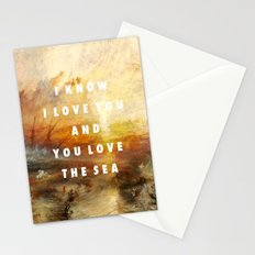 Ship of Unbelievers Stationery Cards