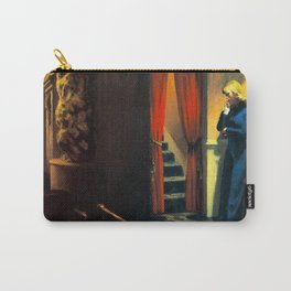NEW YORK MOVIE - EDWARD HOPPER Carry-All Pouch