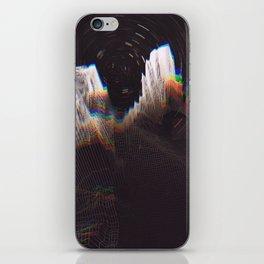 as far as we can dream iPhone Skin