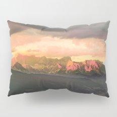 Escaping  -  Mountains - Dachstein, Austria Pillow Sham